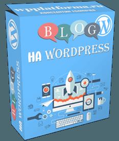 Блог на Wordpress